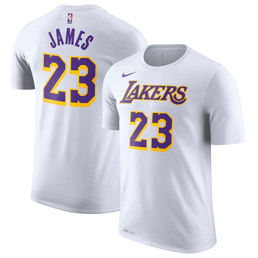 893a8a1db48 Nike NBA LeBron James Lakers Jersey Tees on sale for only $24.99 + free  shipping BUY HERE: http://bit.ly/2NtZoAZ pic.twitter.com/9zwDP7n3lX