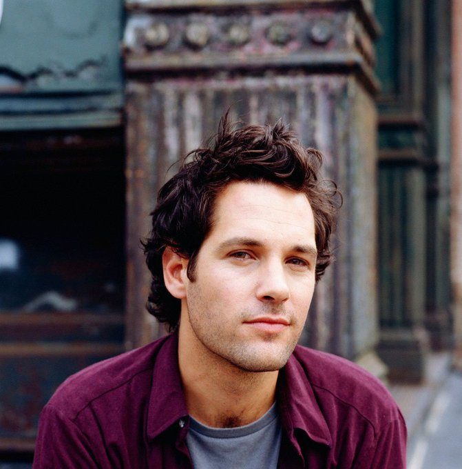 Happy birthday to Paul Rudd who turns 50 ?!!?!??! today