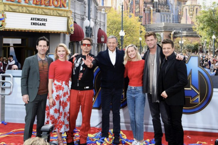 .@disneyland with the @avengers to donate $5M to benefit children's hospitals around the country