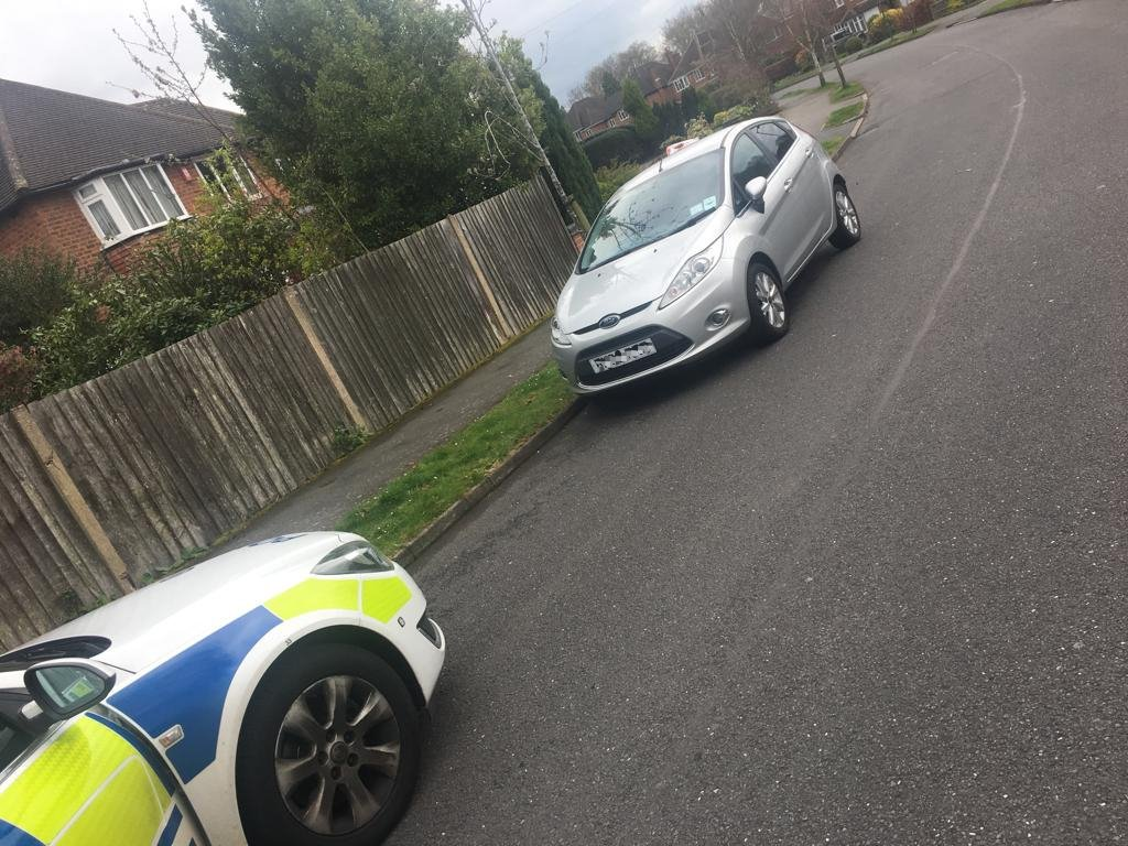 Not to mention this car we recovered in Solihull; stolen a couple of days ago from a Car Key Burglary. Thanks to the member of the public who called us.  #stolencarsmidlands #OpCantilpic.twitter.com/I4MfziSbu1