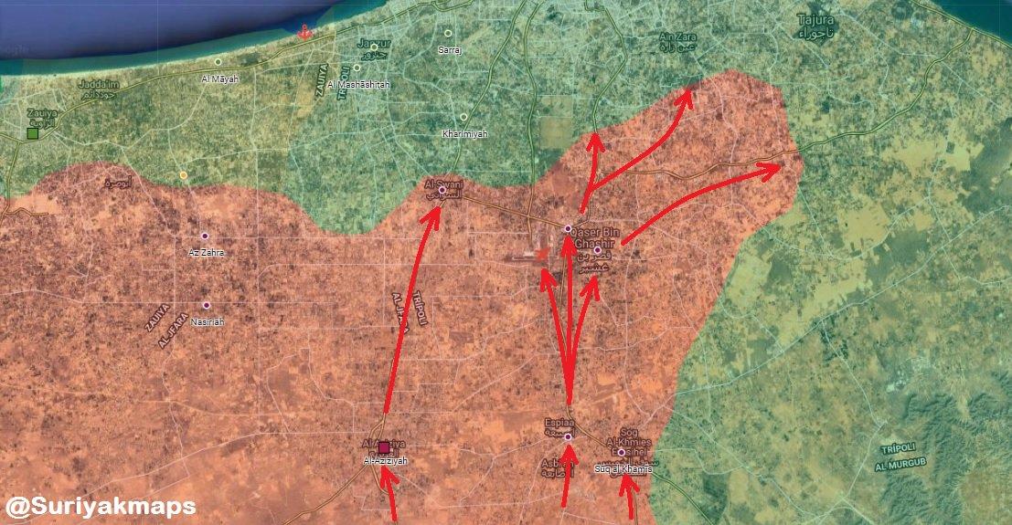Haftar zauzeo grad u istočnoj Libiji - Page 2 D3aJSYJWsAMIBJ4