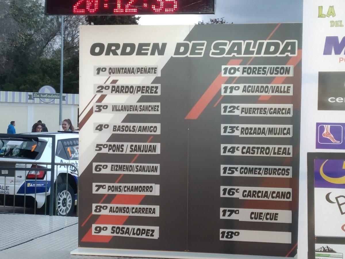 CERT: 7º Rallye Ciudad de Pozoblanco [5-6 Abril] D3aKhTMWAAIvuFo