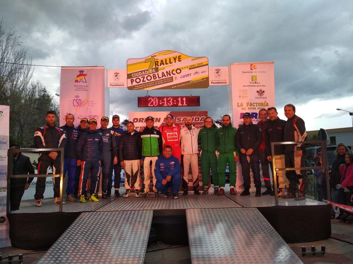 CERT: 7º Rallye Ciudad de Pozoblanco [5-6 Abril] D3aKwnhX4AIlraZ