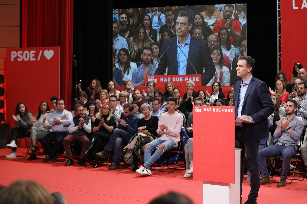 PSOE's photo on #eutanasia