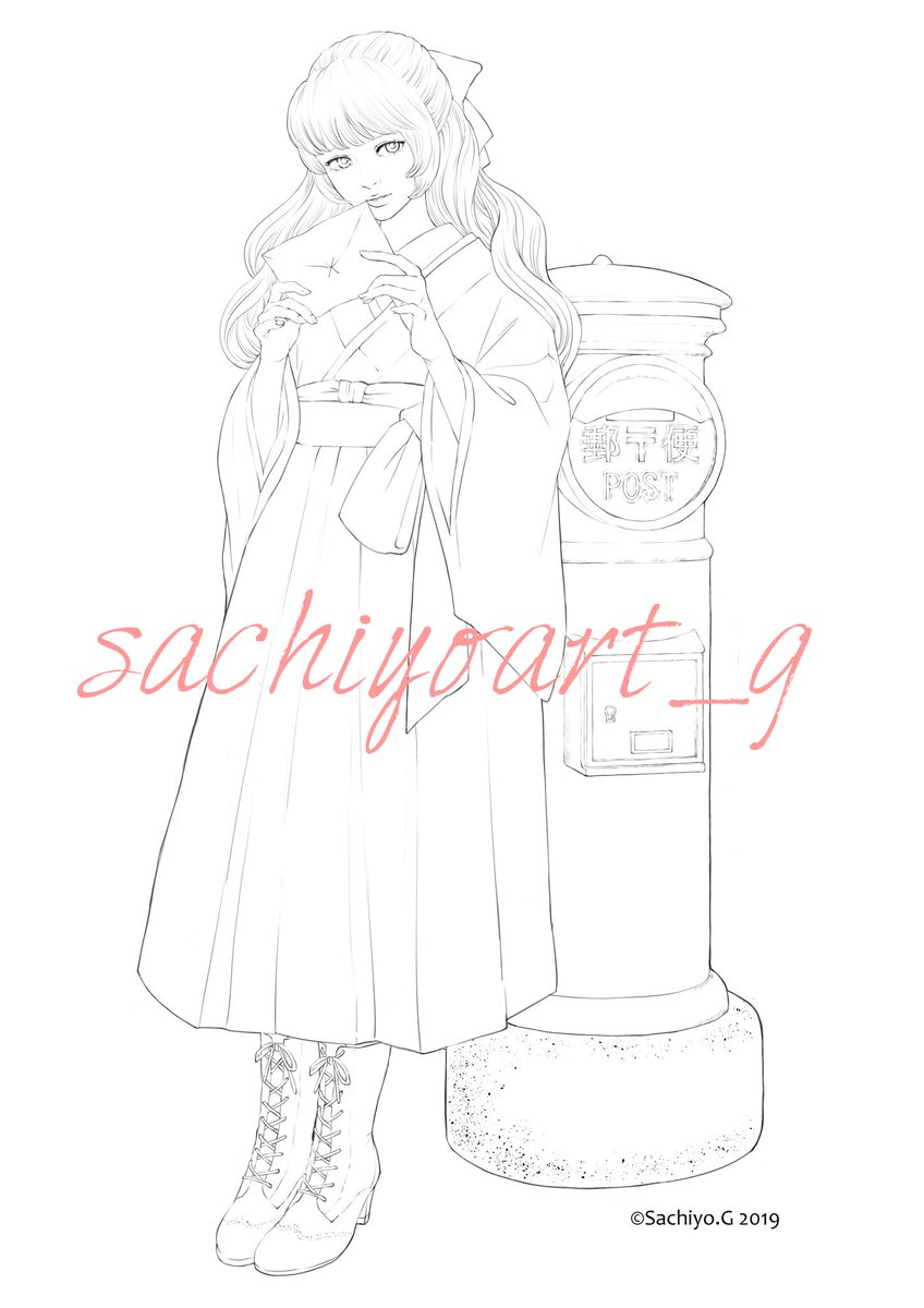 Sachiの塗り絵 Hashtag On Twitter