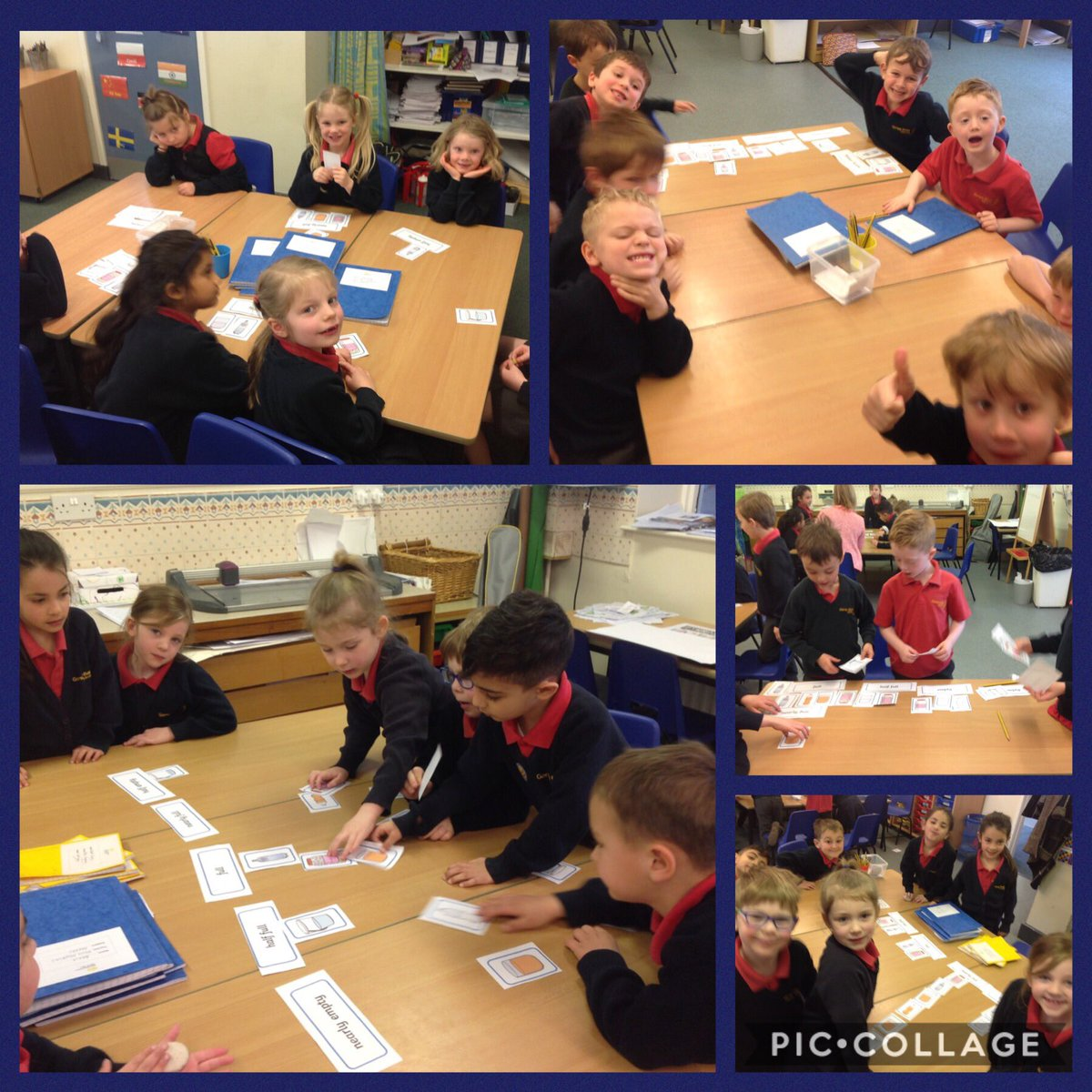 test Twitter Media - We worked together to match the vocabulary to the pictures showing different capacities, great collaboration! #gorseymaths https://t.co/Ish2CuvaFw
