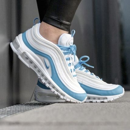 9d6a2fbf64 The Nike Air Max 97 Baby Blue on sale here ! https://t
