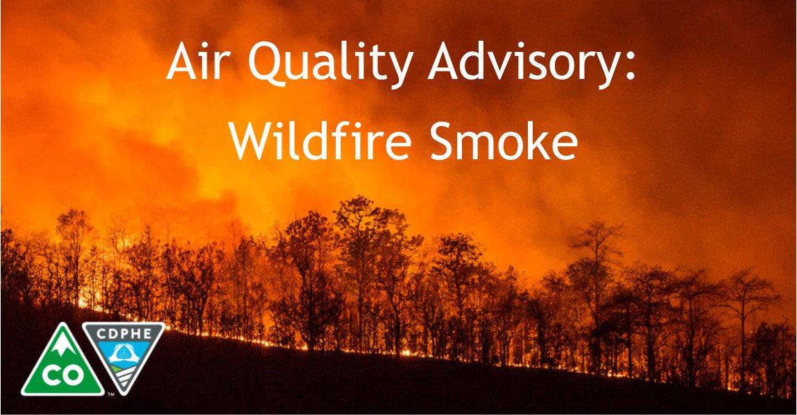 CDPHE Air Pollution on Twitter: