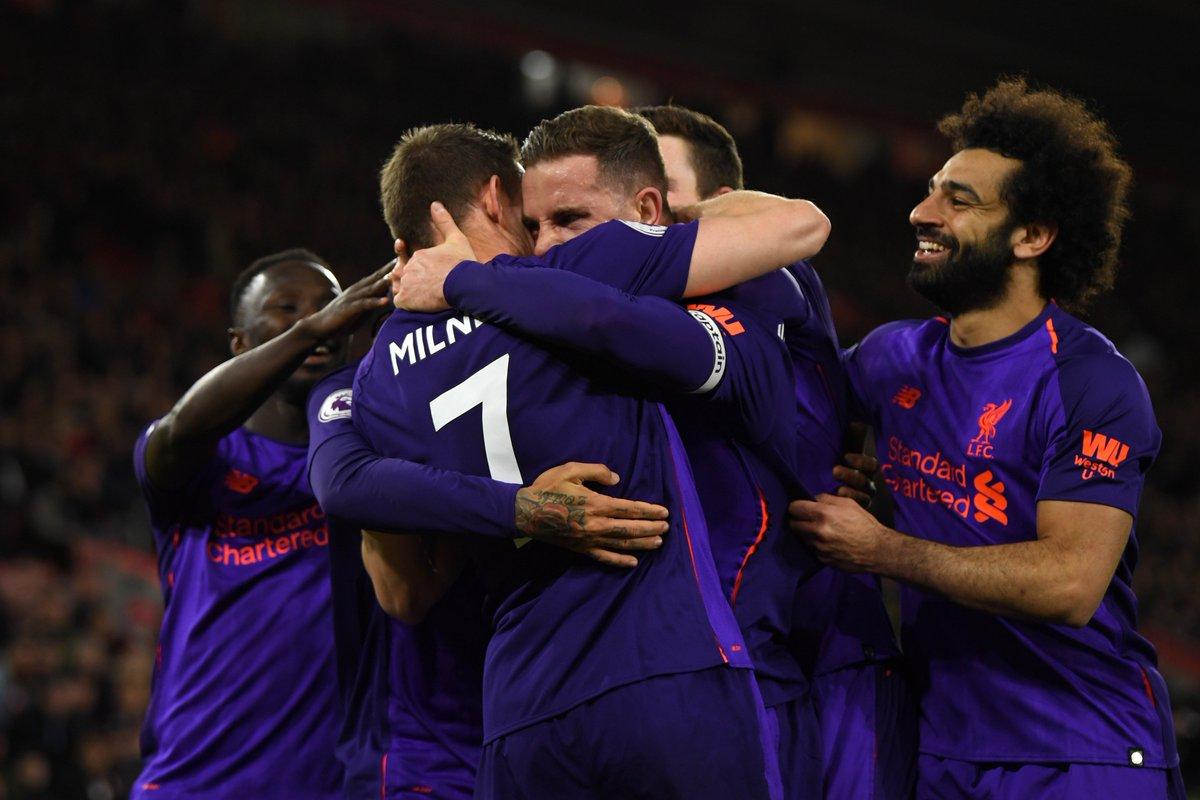 Xem lại Southampton vs Liverpool, 2h00 ngày 6/4 (Ngoại hạng Anh)