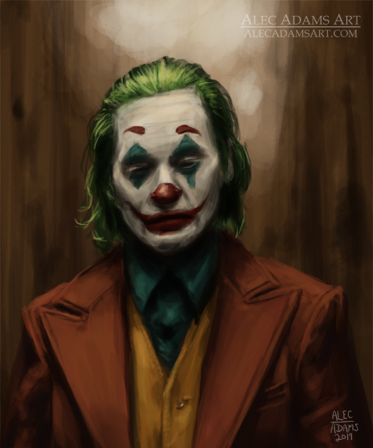 After Watching The Trailer For The New Joker Movie Decided