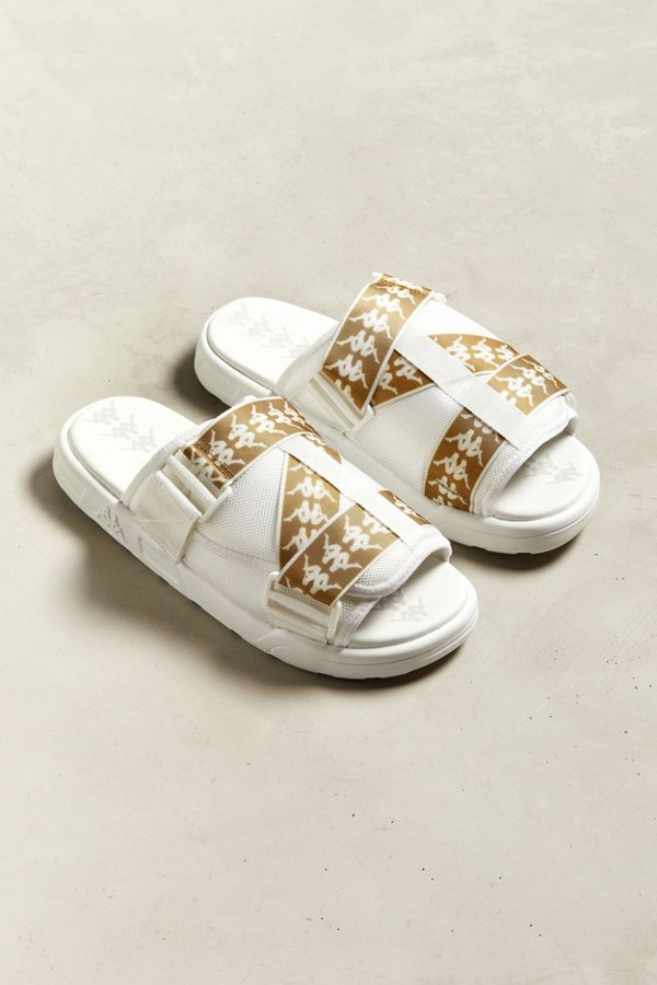 b0b7a79a6b1 On Sale: 20% OFF + free shipping on the new Kappa Mitel 1 Sandals BUY HERE:  http://bit.ly/2K7QRpo pic.twitter.com/ABBpOqJgdi