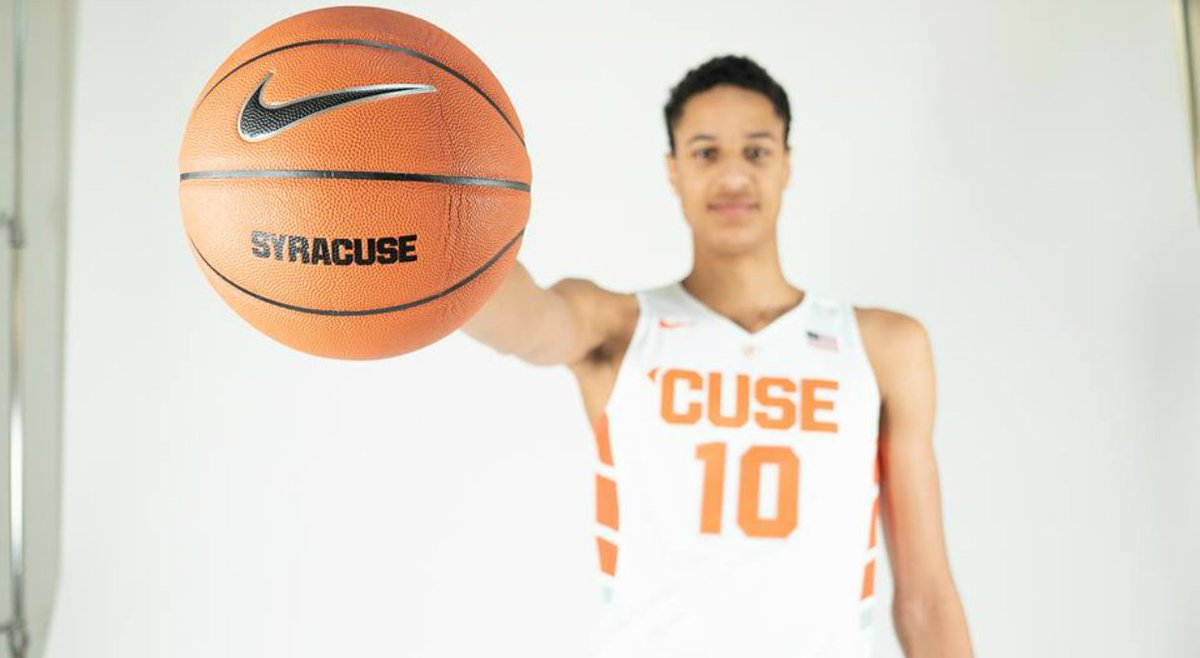 6'11 center Jesse Edwards commits to Syracuse basketball