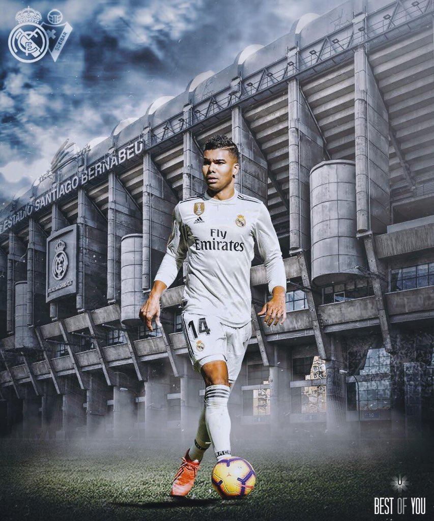 Día de Bernabéu. ¡Vamos!  #HalaMadrid #RealMadrid #RMLiga   @realmadrid 🆚 @SDEibar  🏆 @LaLiga  📍 Estadio Santiago Bernabéu 🇧🇷 11:15 h 🇪🇸 16:15 h