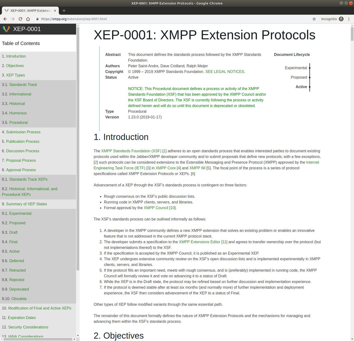 XMPP (@xmpp) | Twitter