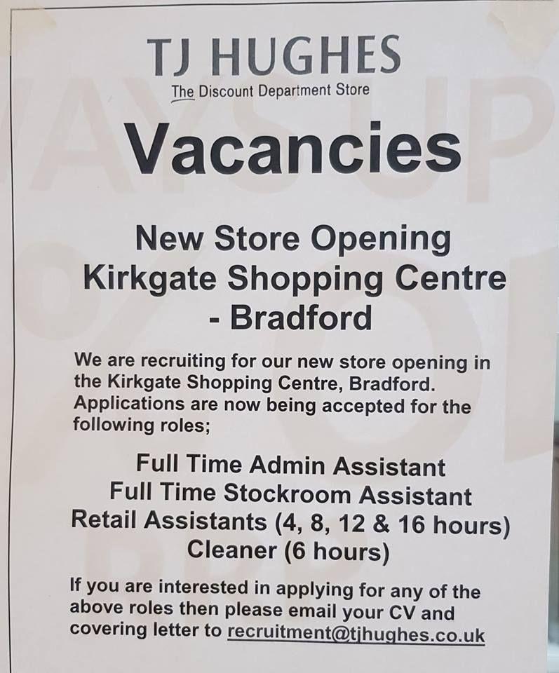 Kirkgate Shopping on Twitter: \