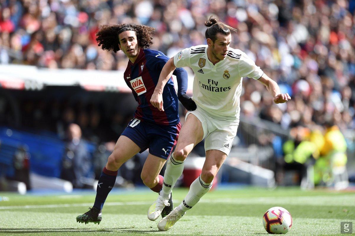 Gareth Bale's photo on Kroos
