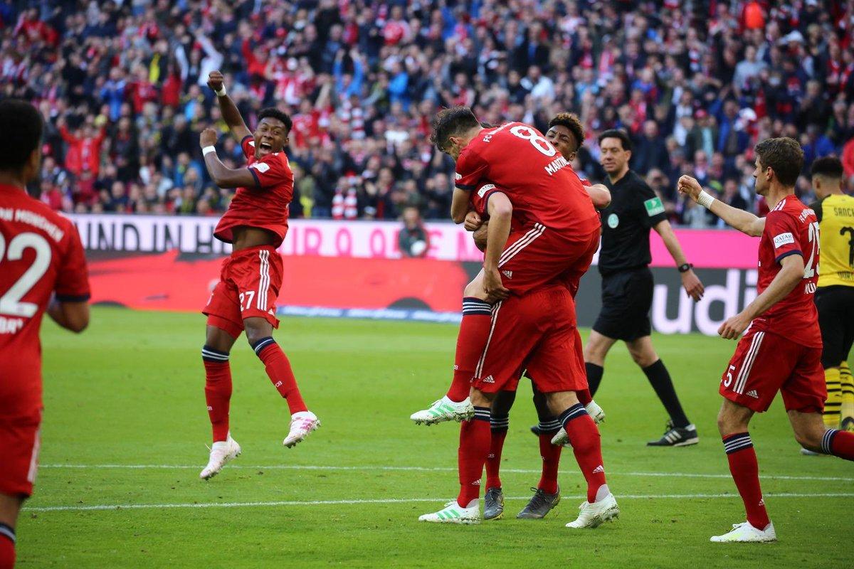 Xem lại Bayern Munich vs Dortmund