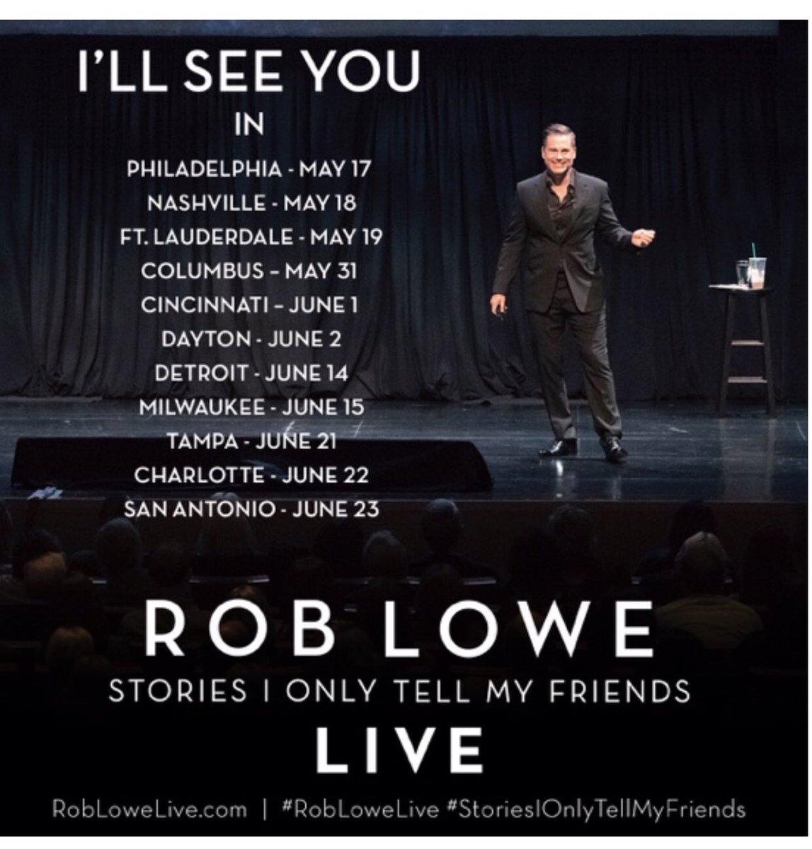 Rob Lowe on Twitter: