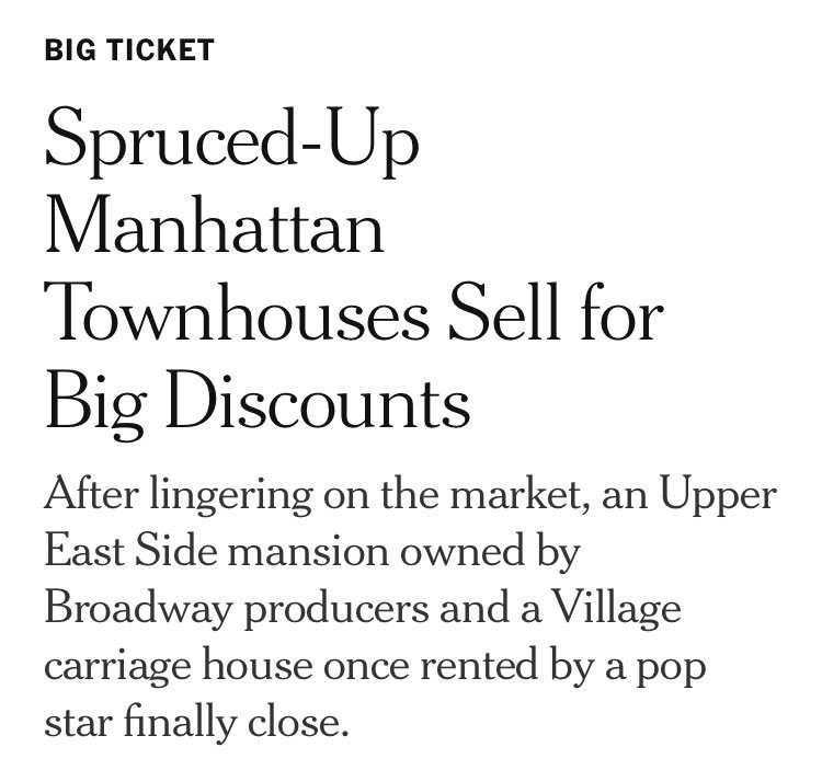 """""""Big Discounts"""""""