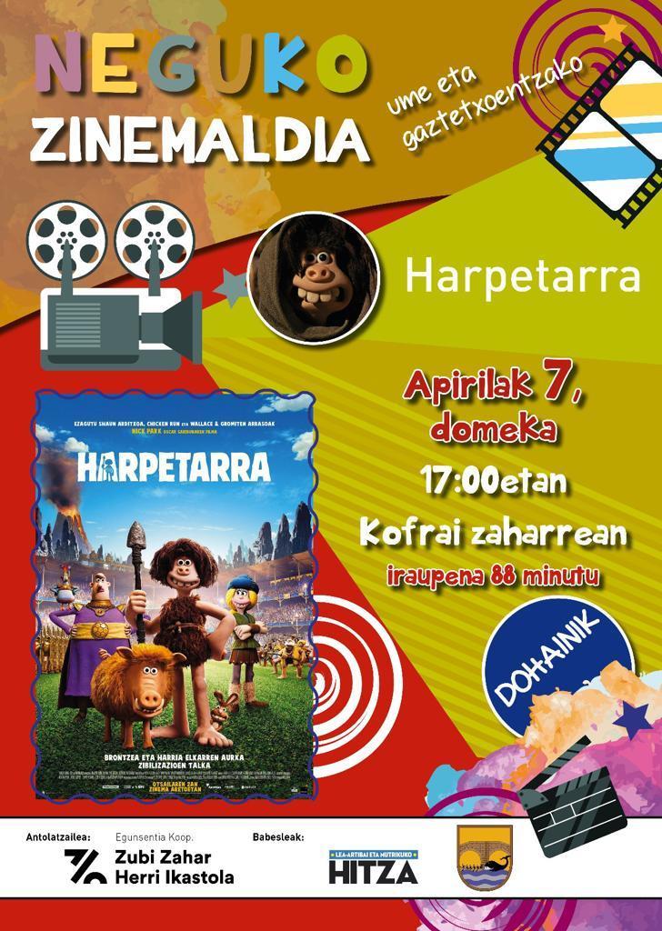 Apirilak 7 (domeki) zini Kofrai zaharrin:Harpetarra http://turrune.com/?p=49574