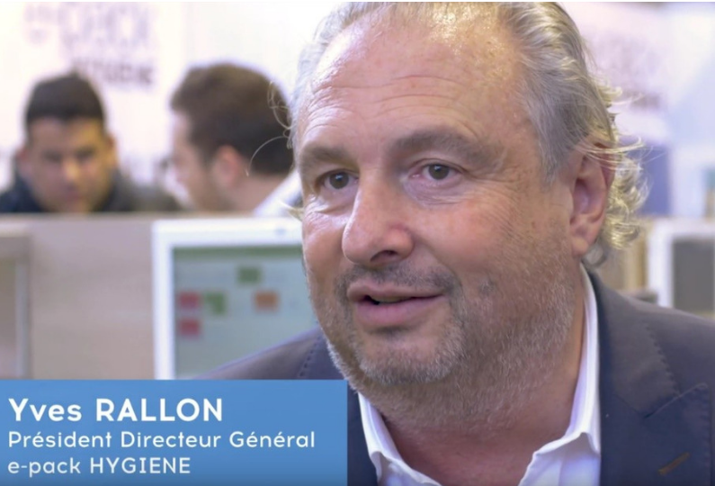 Interview d'Yves Rallon au @sirha_lyon : les perspectives de @CHRNumerique  pour 2019 ! https://t.co/zlNA9EwStX https://t.co/bMVBorfaw6