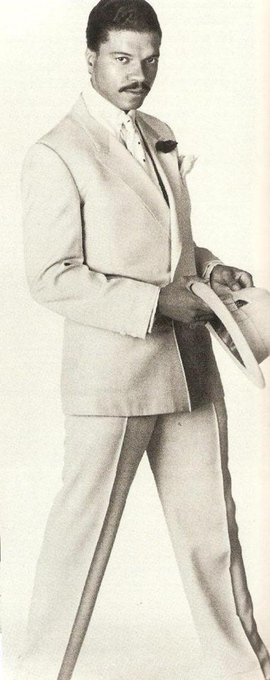 Happy Mr. Billy Dee Williams...Ow April 6, 1937