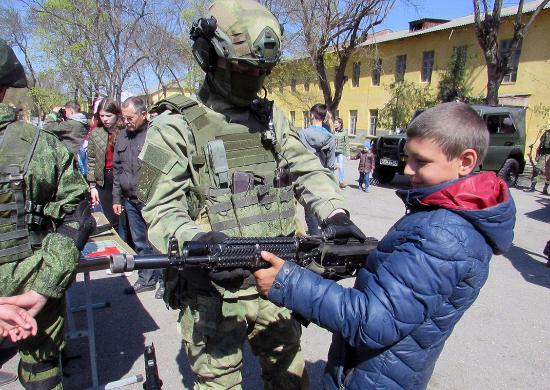 Русские войска в Приднестровье