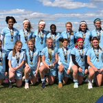 Image for the Tweet beginning: Congrats Delaware FC 00-01G -