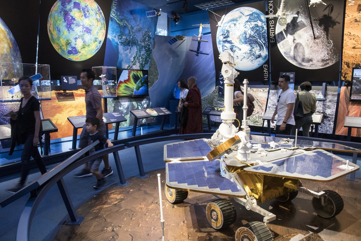 It's time! #ExploreJPL tickets are AVAILABLE NOW. Tickets are free, but limited, for our annual public event, this year on May 18-19: explore.jpl.nasa.gov