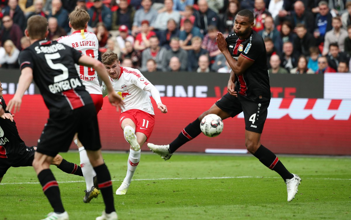 Bayer Leverkusen vs RB Leipzig 2-4 Highlights