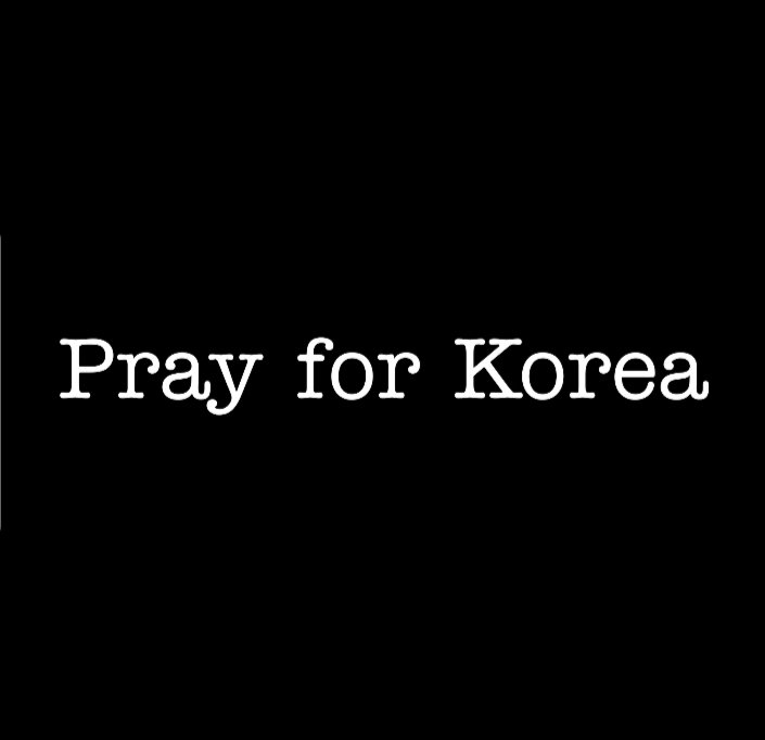 Sending our hearts and prayers to all people in South Korea #wildfires