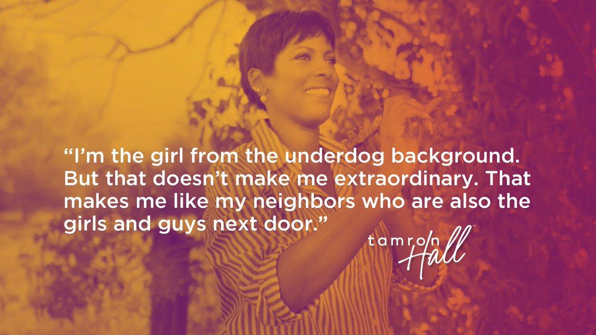 Tell us your underdog story! #TamFam