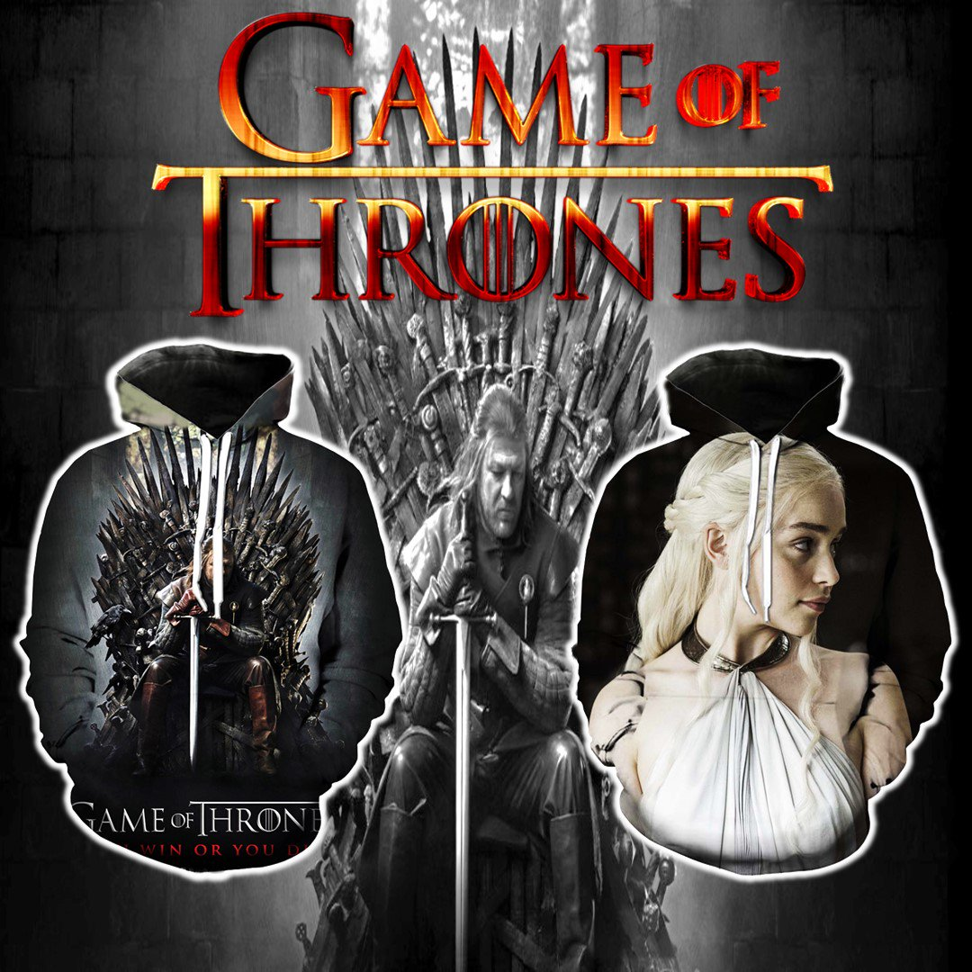 GAME OF THRONES #InAWorldWithNoTwitter  https://www.wesellanything.co/mens-clothing/hoodie/game-of-thrones-1249040183 …  #InAWorldWithNoTwitter