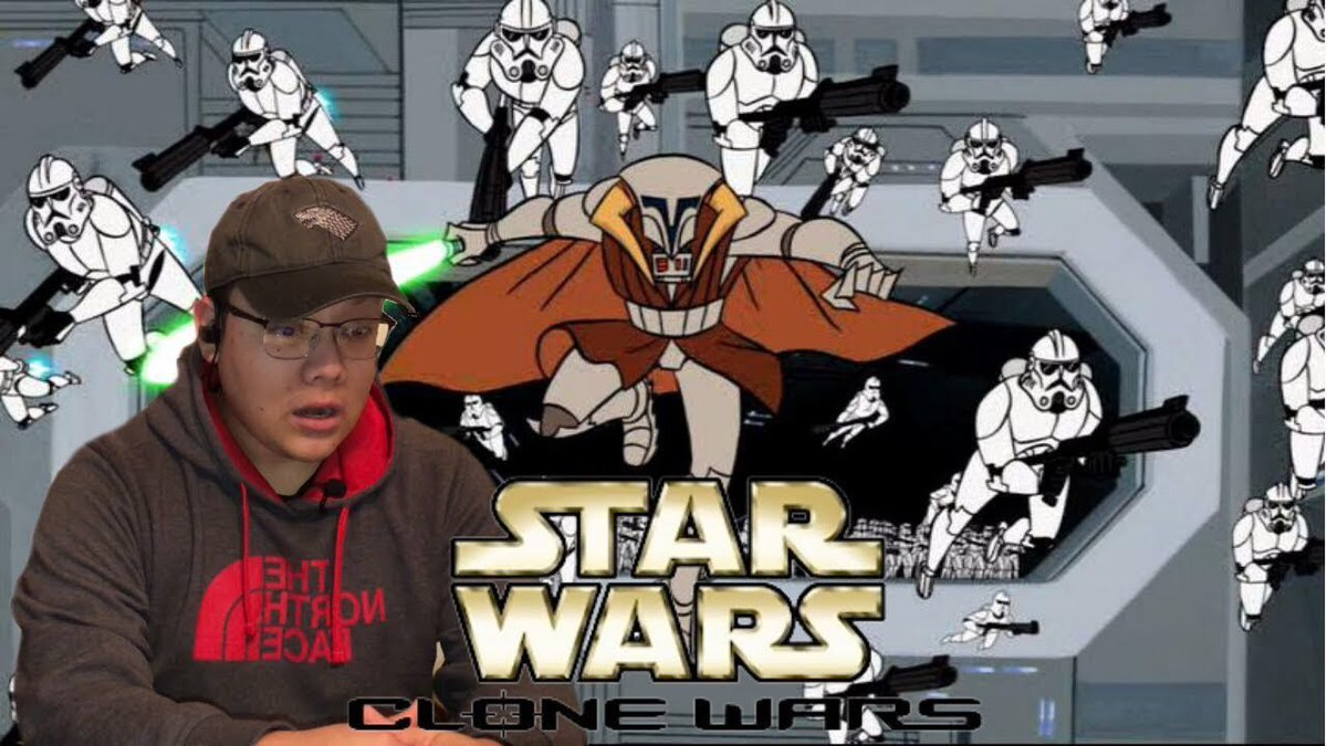 CloneWars2003 tagged Tweets and Download Twitter MP4 Videos