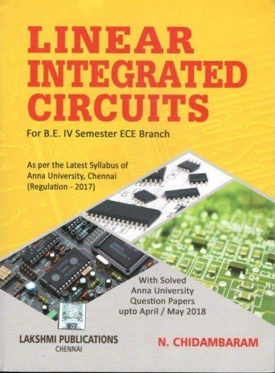 The Ec8453 Linear Integrated Circuits Notes Pdf {Forum Aden}