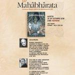 Les Editions Hozhoni annoncent pour l'automne 2019 la publication du Mahâbhârata en BD: une bande dessinée 440 pages! En aménageant le récit pour le rendre accessibletout en restant fidèle à l'esprit épique du grand poème. https://t.co/bW7TusAsbl #Mahabharata #BD @Ed_Hozhoni