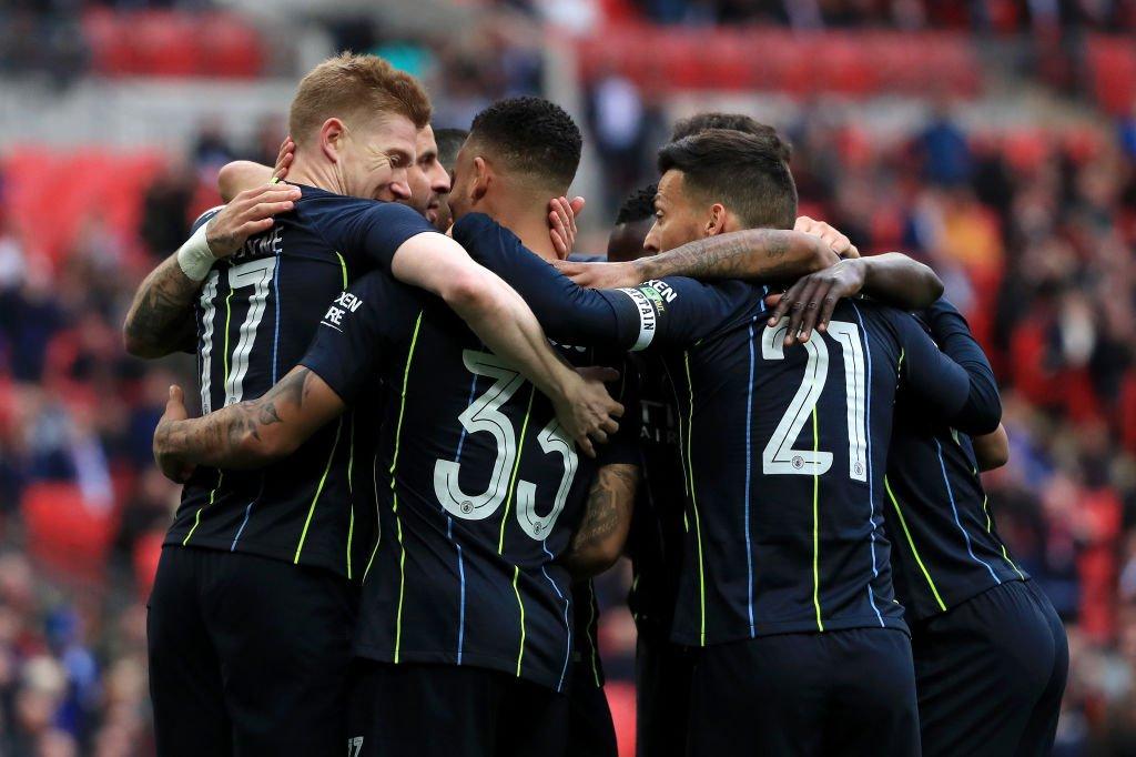 Xem lại Manchester City vs Brighton, 23h30 ngày 6/4 (FA Cup)