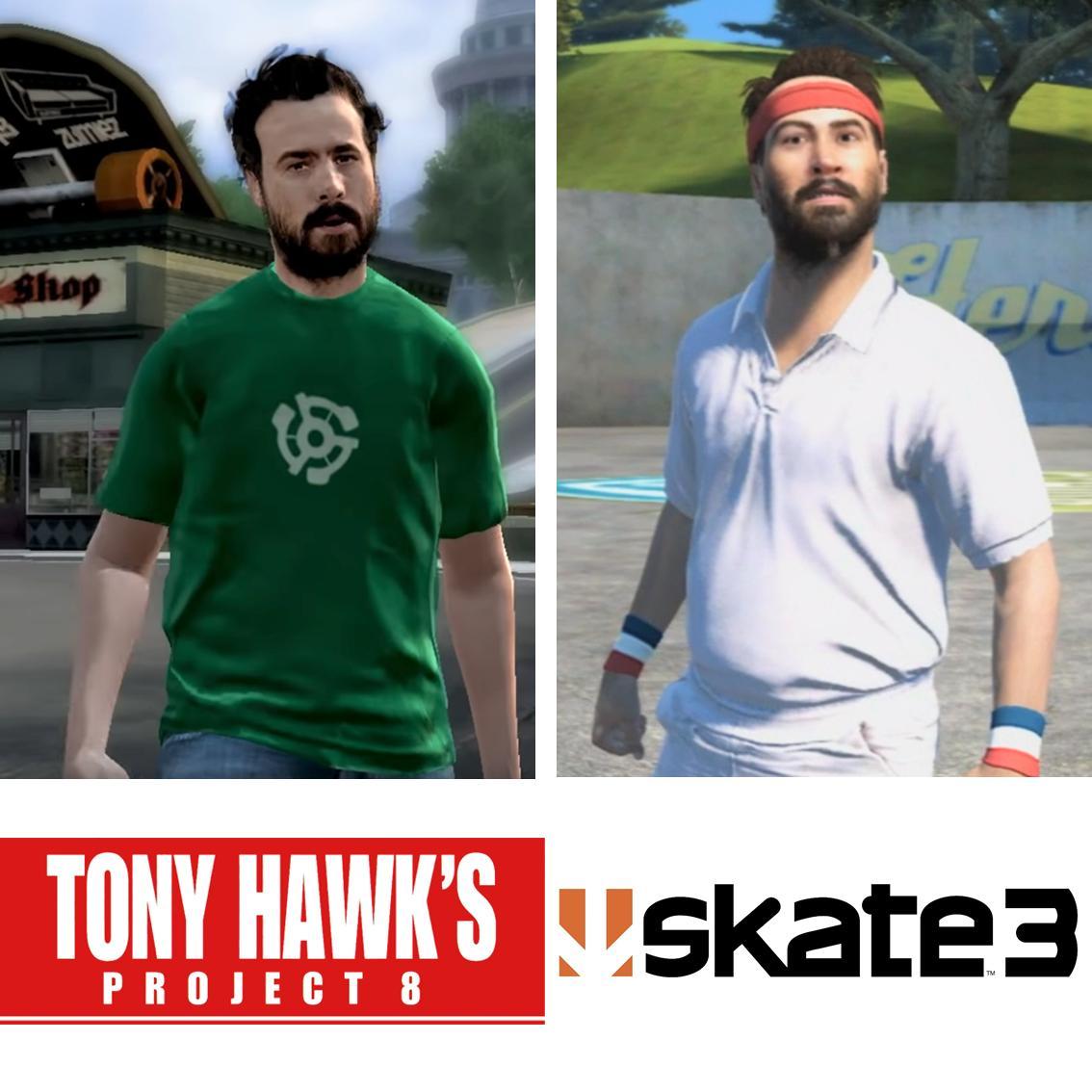 Skate 3 Rpcs3