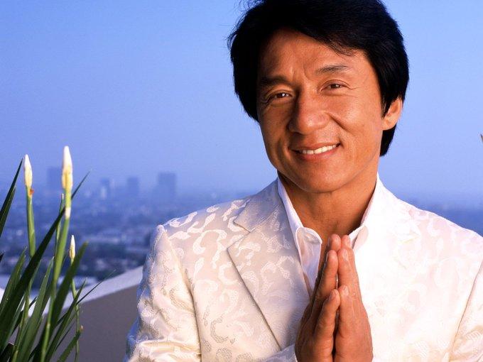 Happy birthday, master! Happy Birthday, Jackie Chan !!!
