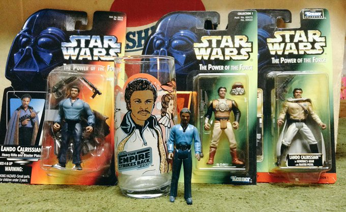 Happy 82nd birthday Billy Dee Williams!