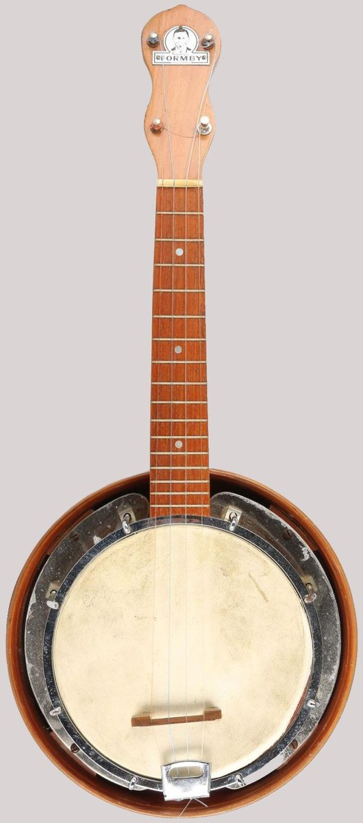 J.E.Dallas Type B Banjolele