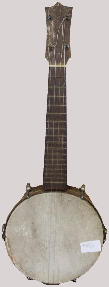 german open back 6 bracket banjo Ukulele