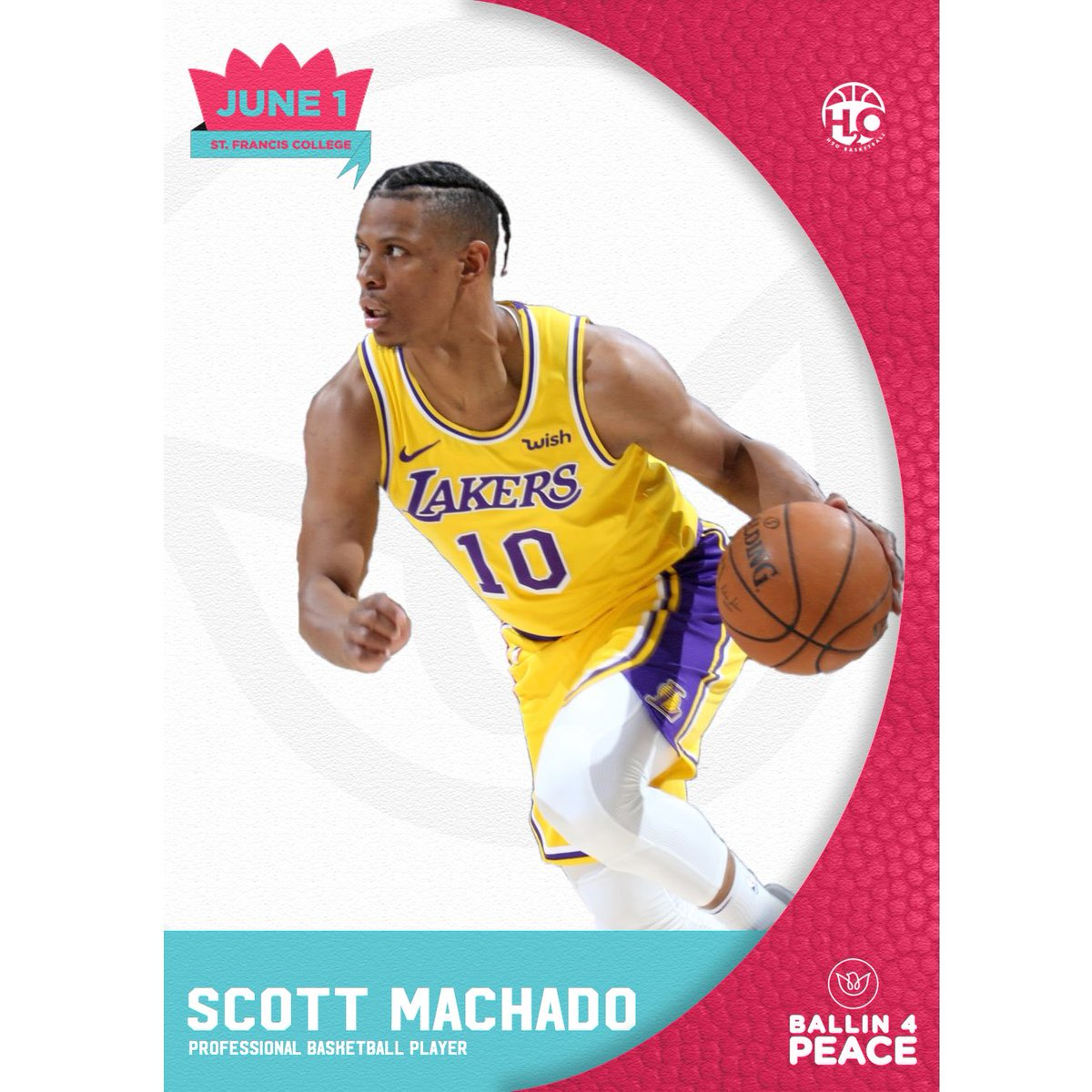 @_ScottMachado will join us June 1st for our 5 year anniversary of #Ballin4peace come out and support the movement. http://www.ballin4peace.eventbrite.com