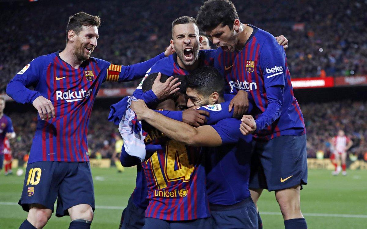 Xem lại Barcelona vs Atletico Madrid