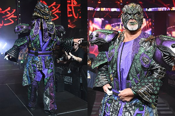 新日本プロレスリング株式会社's photo on NJPW