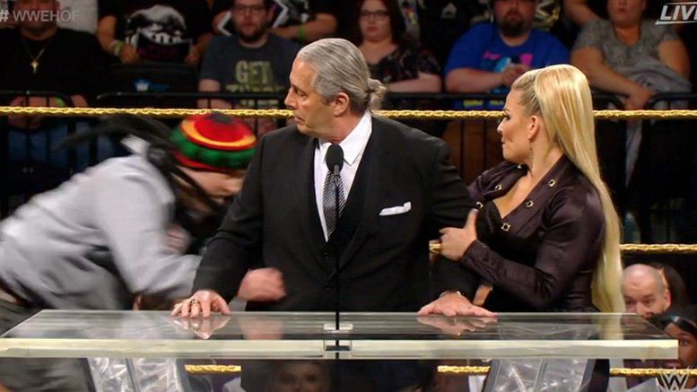 "Bret Hart Attacker Felt It Was ""The Right Moment"" For The Assault, Photo From Courtroom Appearance"