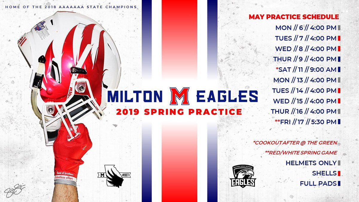 5710ca1ca6c79 Champions are made in spring!!!  Mpire19  MoneyTeam19  MT19  GetPaid   MbraceTheDream  Back2Back  StateChamps  MiltonHighSch  Milton AD1   Slymom261 ...