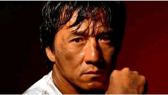 Wish you very happy birthday to Jackie Chan.