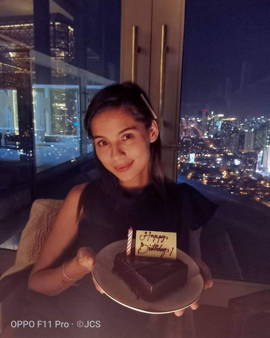 Happy 25th Birthday to one of your finest Kapuso actresses, Ms. Jasmine Curtis-Smith (
