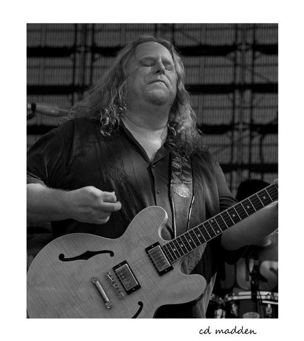Happy Birthday Warren Haynes, great soul voice and guitarist.  .